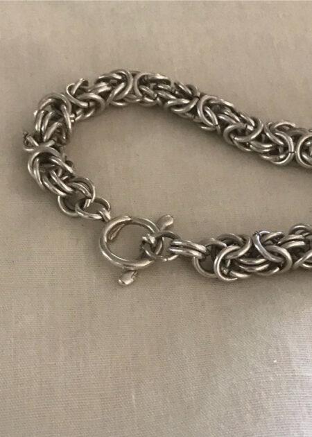 Byzantine Chain Bracelet - Mary Page Jones Jewelry