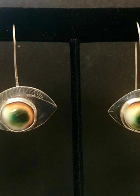 Eyes Have It Earrings - Mary Page Jones Jewelry