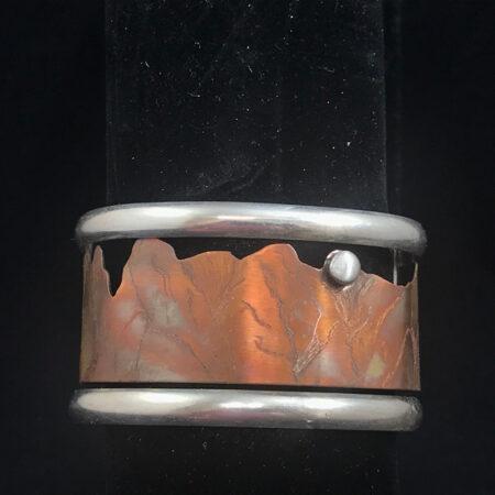 Mountain Streams Bracelet - Mary Page Jones Jewelry