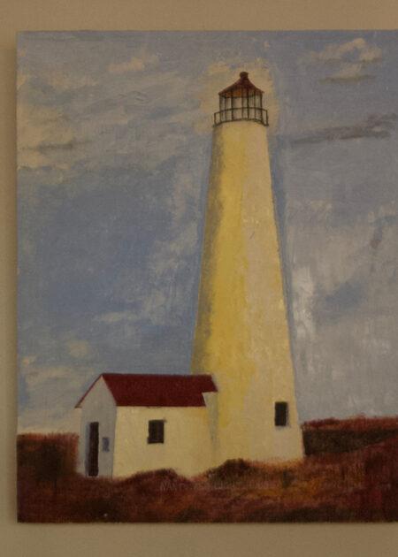 Nantucket Lighthouse - Bob Gordon Jones Art