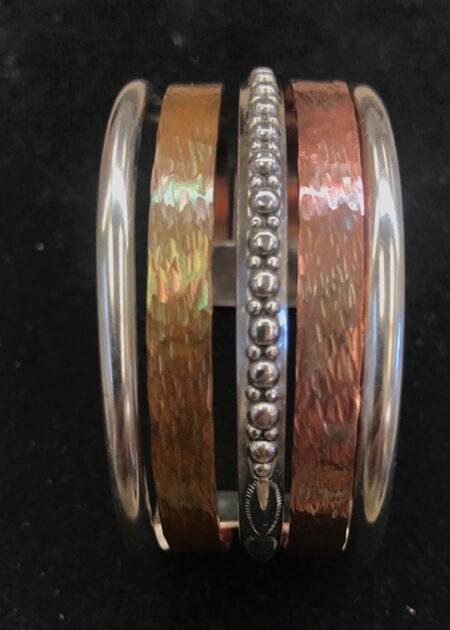 Native Inclusion Bracelet - Mary Page Jones Jewelry