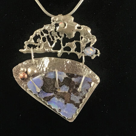 See Beyond Necklace - Mary Page Jones Jewelry