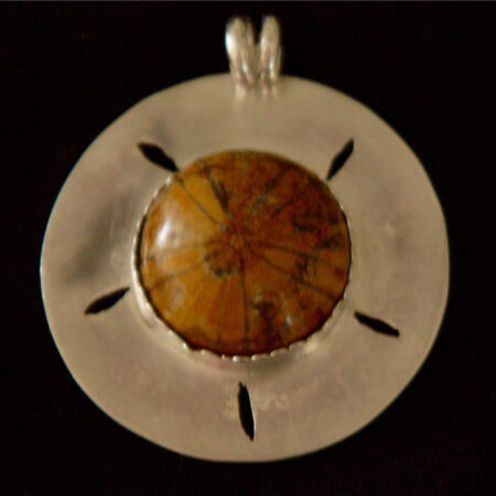 Star Fish Pendant - Mary Page Jones Jewelry