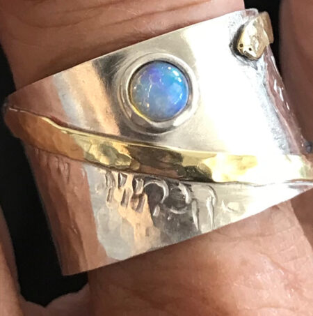 Wave Ring - Mary Page Jones Jewelry